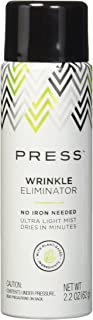 Press Wrinkle Eliminator Travel Size, 2.2 Ounce