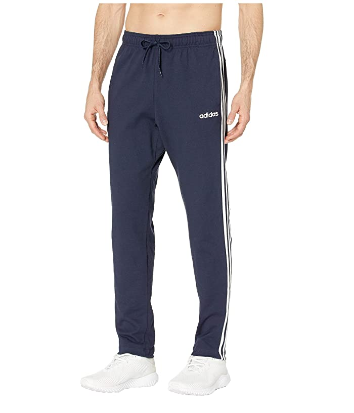 adidas 3-Stripe Jersey Pants (Legend Ink/White) Men