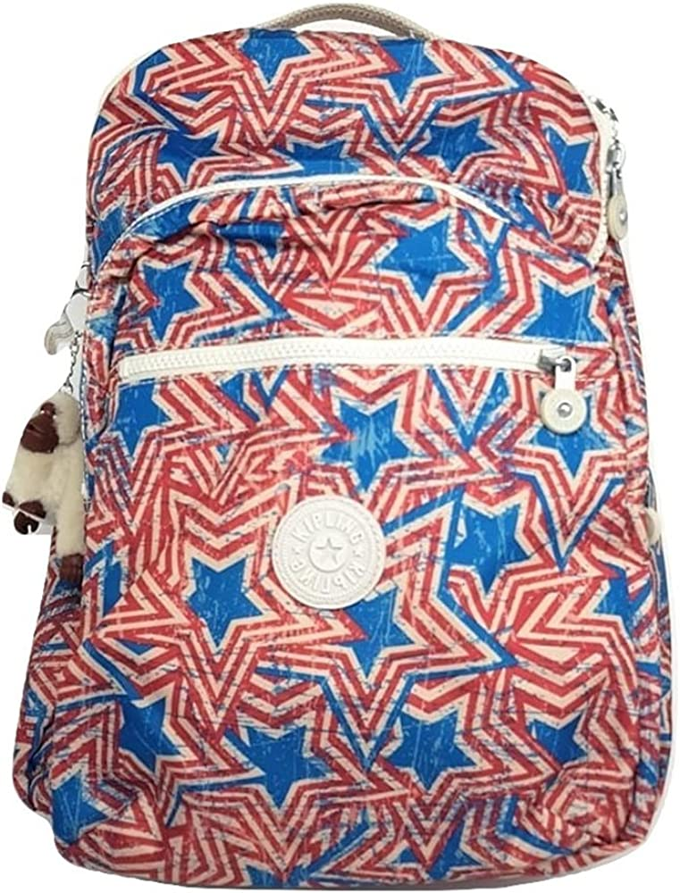 Kipling Seoul Popular brand in the world Backpack Americana Stars Size One Limited time for free shipping