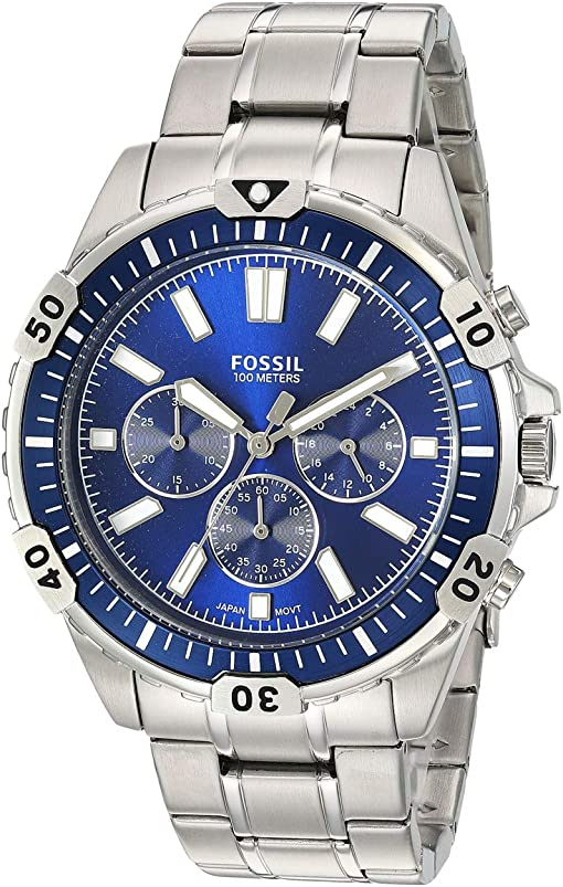 FS5623 Silver Stainless Steel