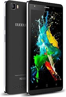 Smartphone Offerta del Giorno 4G, DUODUOGO J3 5 Pollici Cellulari Offerte Quad Core 16GB ROM/128 GB Android 9.0 Scalabile ...