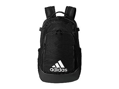 adidas 5-Star Team Backpack (Black) Backpack Bags