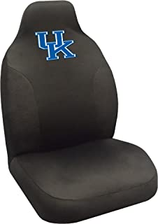 FANMATS NCAA University of Kentucky Wildcats Polyester Seat Cover