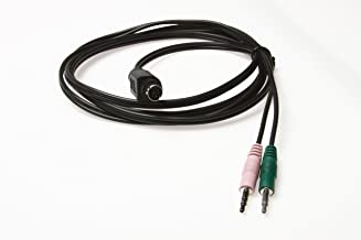 Wirenest Echolink cable for Kenwood TM-D710 and TM-V71 6ft