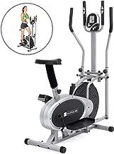 Elliptical Bike 2 IN 1 Cross Trainer Exercise Fitness Machine Upgraded Model