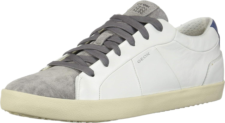 Geox Mens Warley A Sneaker Sneaker