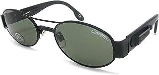 Chevignon - Gafas de sol hombre mujer vintage 1952 D061 negro ovalado - Vintage