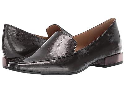 Naturalizer Clea (Gunmetal Crinkle Leather) Women