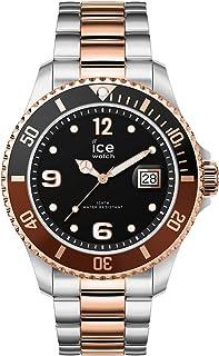 Ice Watch - Montre argentée Rose Gold Mixte Bracelet métal Ice Steel (016548)