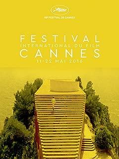Best cannes film festival poster 2016 Reviews