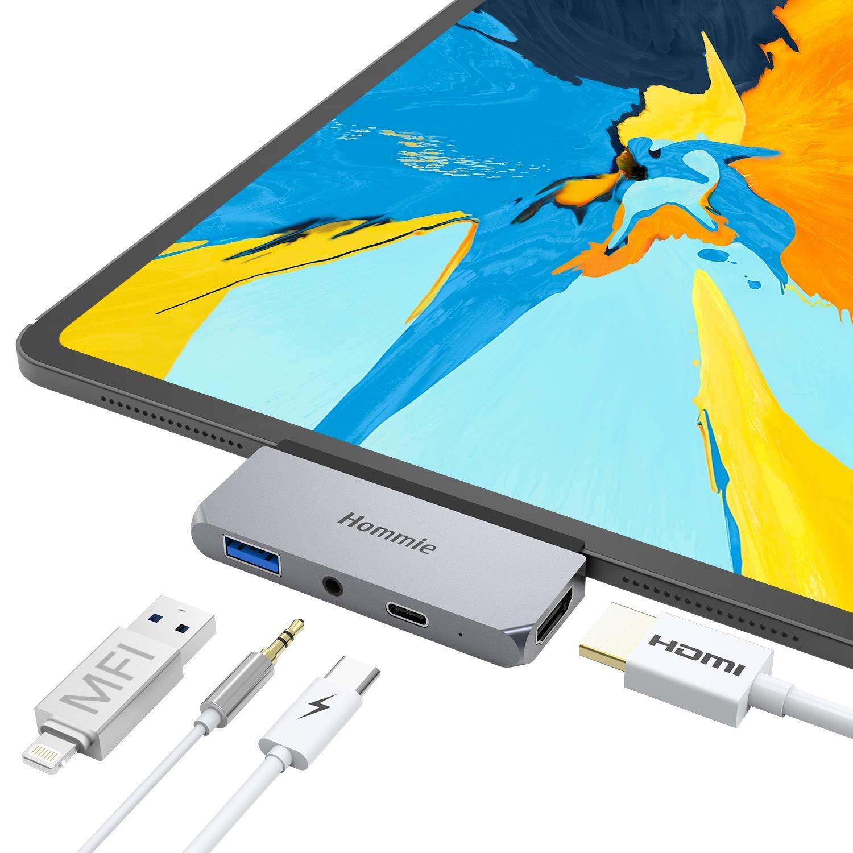 Hommie MacBook Adapter Charging Headphone