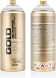 Montana Cans MXG-G7010 Montana Gold 400 ml Color, Marble Spray Paint,