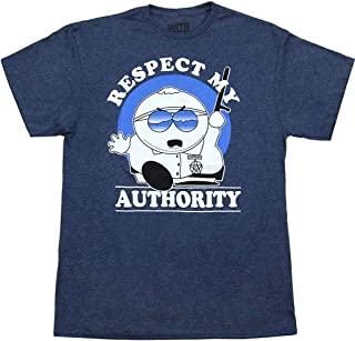 cartman respect my authority shirt