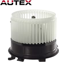 AUTEX HVAC Blower Motor Assembly 700253 27225EN000 Compatible with Nissan Rogue 2008-2013 Replacement for Nissan Rogue Select 2014 2015 Replacement for Nissan Sentra 2007-2012 Blower Motor