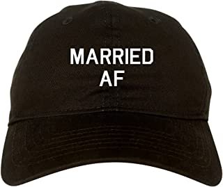 Married AF Wedding Dad Hat
