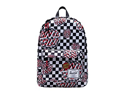Herschel Supply Co. Classic X-Large (Dotcheck/Black) Backpack Bags