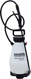 Smith Contractor 190216 2-Gallon Sprayer for Weed Killers, Herbicides, and Insecticides