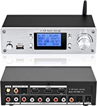 5.1ch Surround Audio and Video System,Lossless Player Converter Decoder for AC-3 DTS HDMI 4K ARC Ultra HD Digital Analog 2...