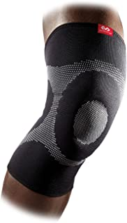McDavid Gel Knee Brace Sleeve. Elastic Compression Sleeve for Pain, Recovery, Injury. Increases Blood Flow and Stability of the Patella. Left or Right Leg. Arthritis, Bursitis, Tendonitis etc.