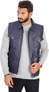 Andora Waist Length Vest For Men
