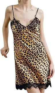 Donna Avorio Raso di Seta Chemise Camicia Da Notte Con Cinturini Taglia 10 a 24