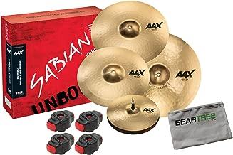 sabian aax box set