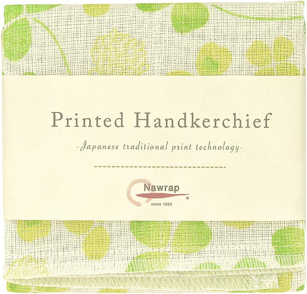 Nawrap Printed Clover Handkerchief List price online shop