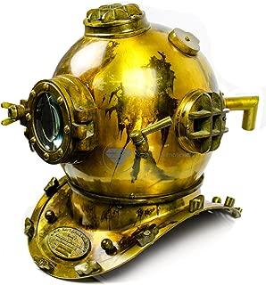nautical diving helmets