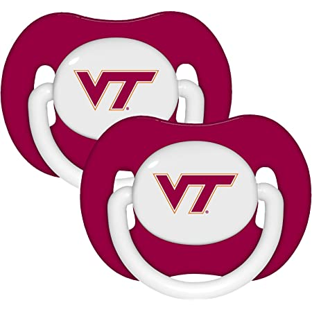 Virginia Cavaliers NCAA Infant Pacifier Set of 2