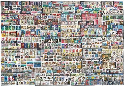 Goldhahn DDR Sammlung gestempelt auf ca. 200 Steckkarten Briefmarken für Sammler