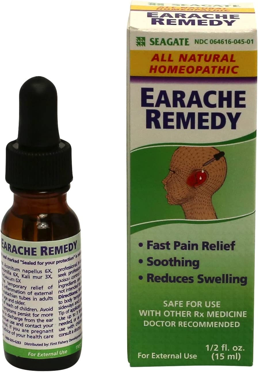 Seagate Products Cheap bargain Brand new Homeopathic Olive Leaf Earache Extract Remedy 0