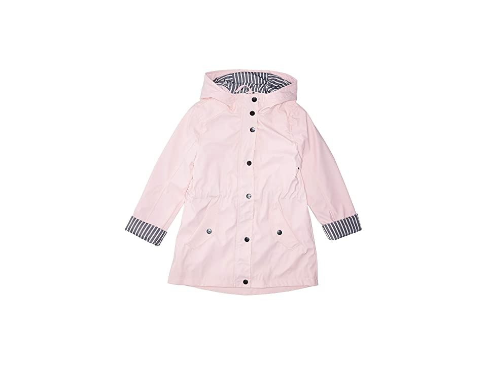 Urban Republic Kids Raincoat Anorak Jacket (Little Kids/Big Kids) (Pink) Girl