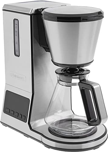 lowest Cuisinart popular CPO-800P1 PurePrecision 8 Cup Pour-Over Coffee Brewer, sale Silver online