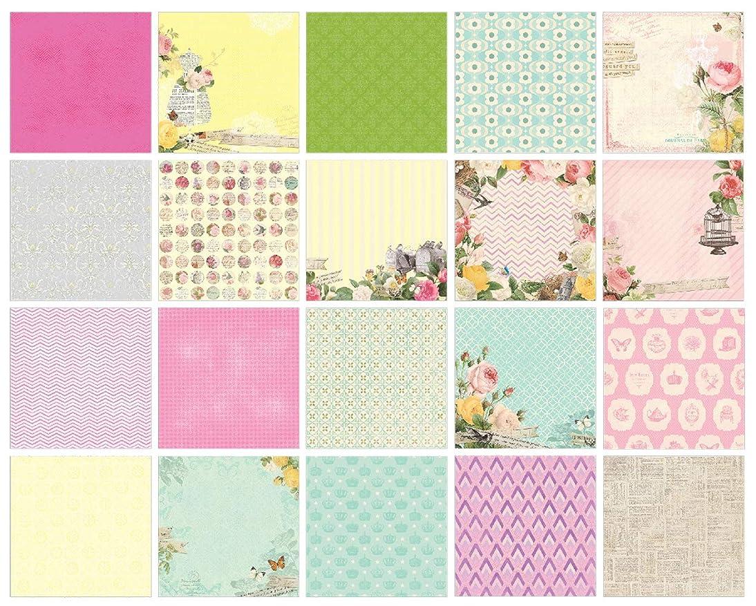 IDULL 8x8 Origami Paper Kits 40 Sheets
