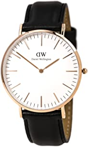 Daniel Wellington Men's  Watch Classic Sheffield  40mm