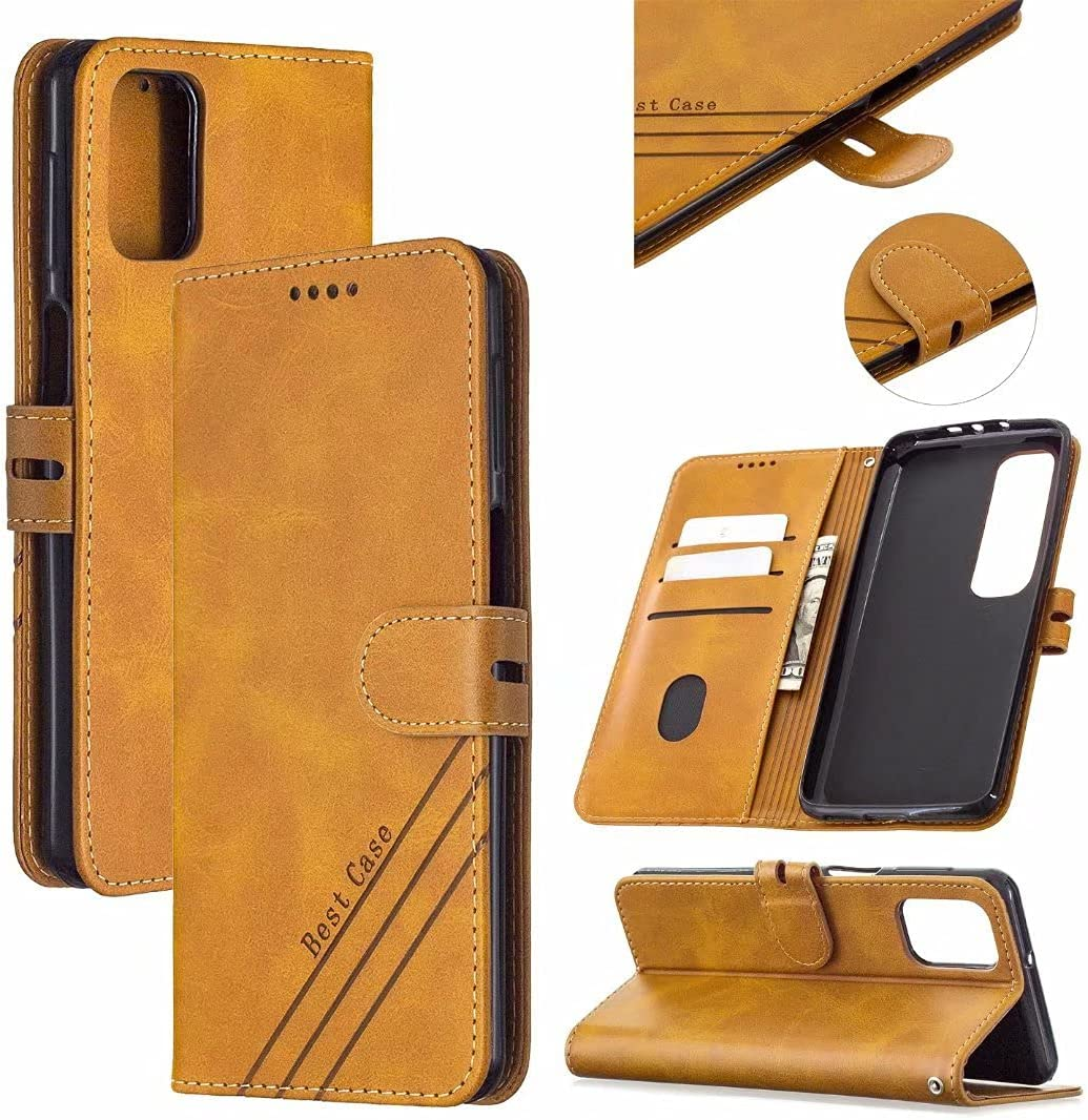 ZXL Wallet Indefinitely Case Compatible with Samsung Style Galaxy 5G Japan's largest assortment A42 Book