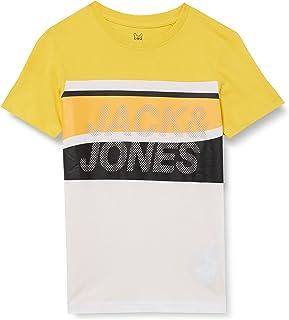 JACK & JONES JCORESIST TEE SS CREW NECK JR jongens t-shirt