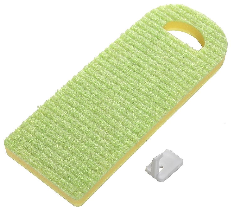 純粋なレッドデートダブルサンコー 洗濯用品 びっくりフレッシュ ラクラク洗濯板 BO-83