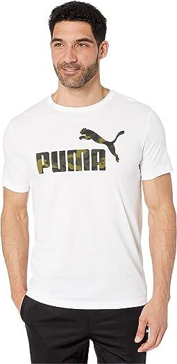 Puma White/Puma White/Camo/Black