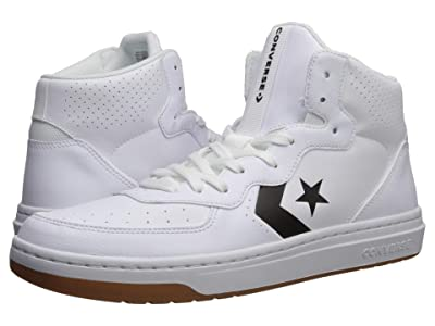 Converse Rival Mid (White/Black) Men