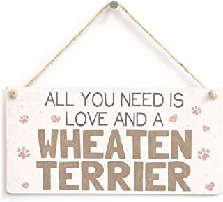 Best wheaten terrier cute Reviews