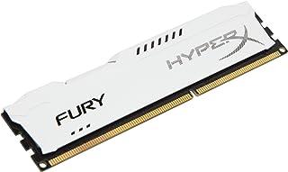 كينغستون هايبر اكس فيوري 8 جيجا 1600 ميغاهيرتز دي ار 3 CL10 DIMM - ابيض (HX316C10FW/8)