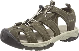 CMP – F.lli Campagnolo Sahiph Leather Hiking Sandal, Sandalias de Senderismo para Hombre