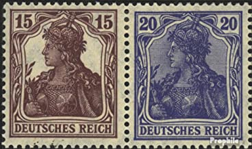 German Empire W14 unmounted Mint/Never hinged 1920 Germania (Stamps for Collectors)