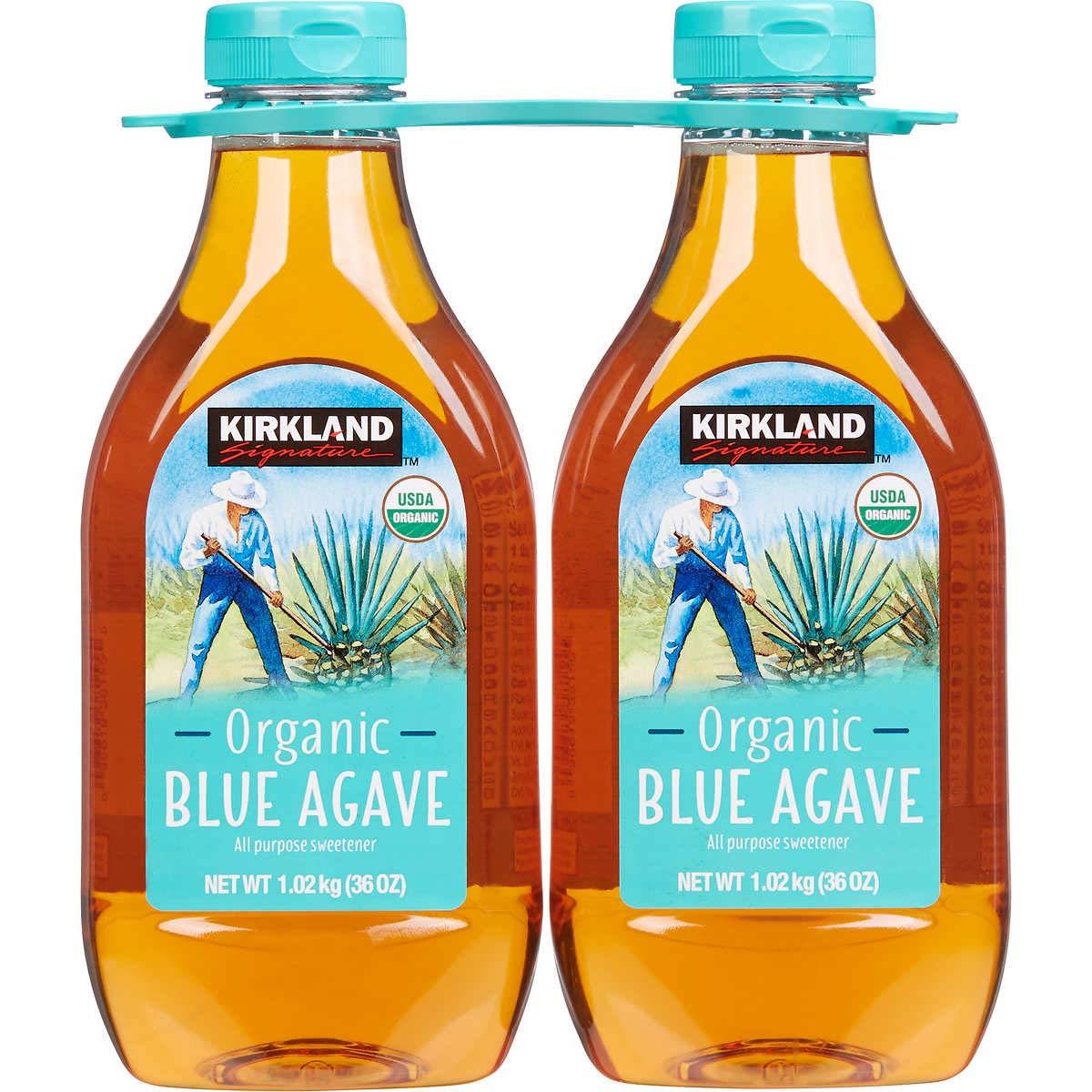 Kirkland Signature Organic Surprise price Blue Agave Purpose 36o Max 50% OFF Sweetener All