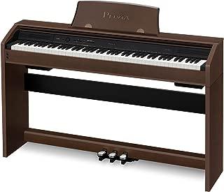 Casio PX-760 Privia Digital Home Piano, Brown