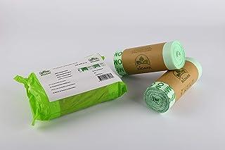 Bolsa de basura biodegradable 100% BIOARK, 30 litros, 50