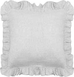 Best pink linen cushion Reviews