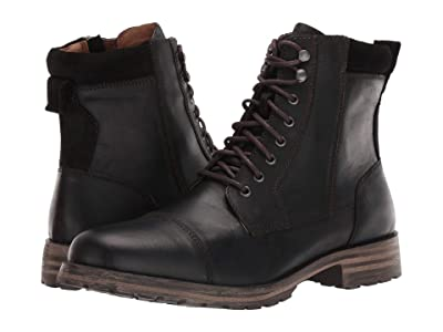 Lucky Brand Grover (Black Crazy Horse) Men