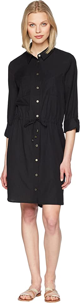 Core Mini Shirtdress